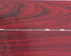 红木二条型,生态木吸音板
