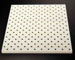 微孔穿孔木质吸音板,木质吸音板