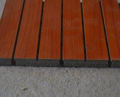 黑底陶铝吸音板,吸音板生产厂家,生态木吸音板