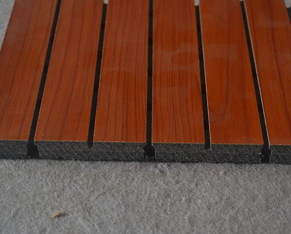 黑底陶铝吸音板,山东临沂生态木吸音板